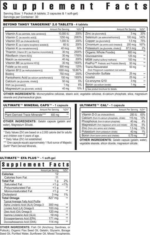 On-The-Go Healthy Body Start Pak™ 2.0 – 30 packets