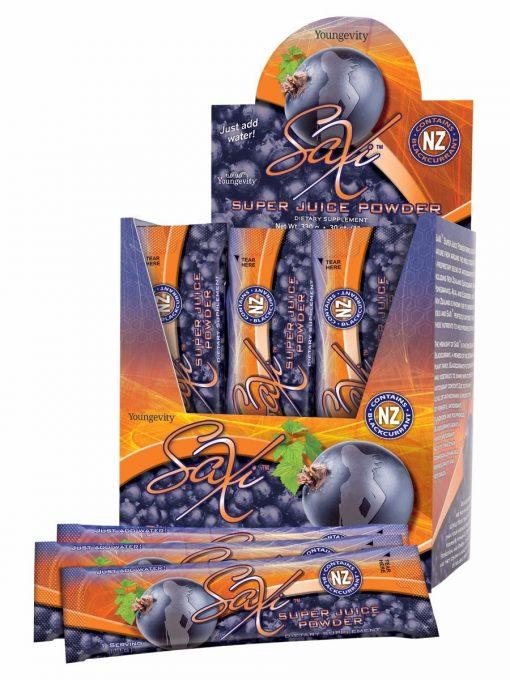 SaXi™ Super Juice Stick Pack - 30 ct