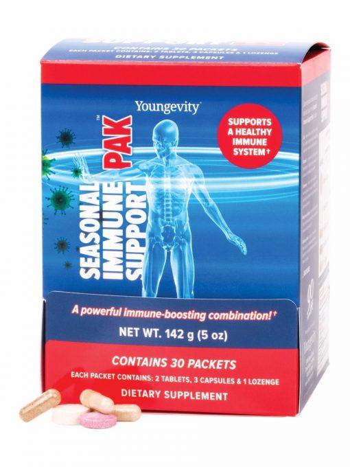 Seasonal Immune Support Pak (30Ct)