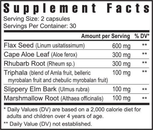 Slender Fx™ Cleanse Fx™ – 60 capsules