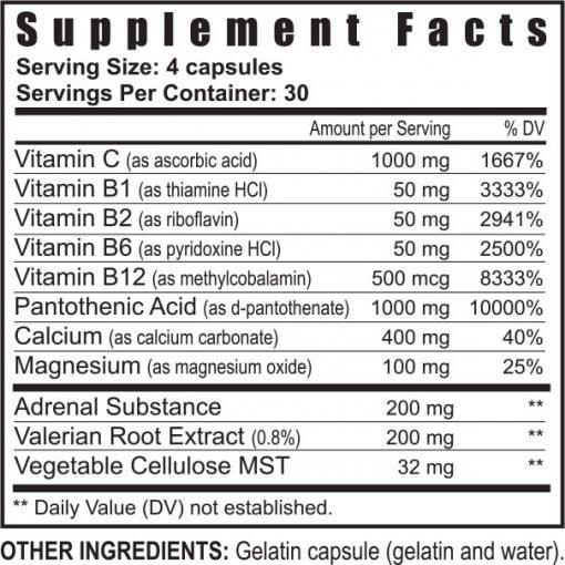 Ultimate D-Stress™ - 120 capsules