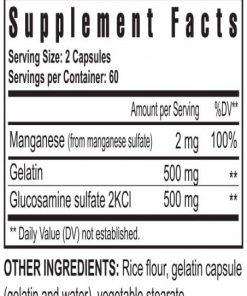 Ultimate Gluco-Gel™ - 120 capsules