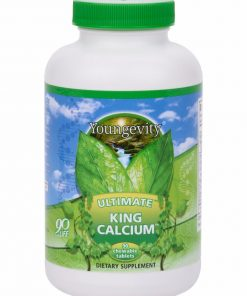 Ultimate King Calcium™ - 90 chewable tablets