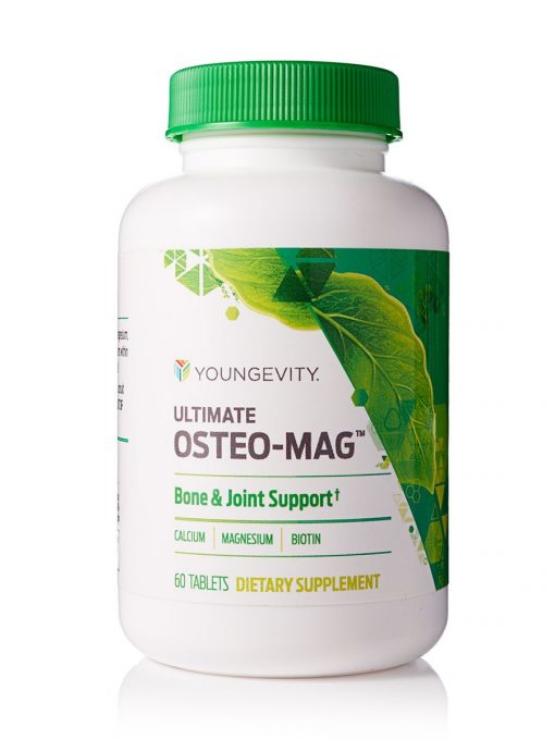 Ultimate Osteo-Mag™ - 60 tablets