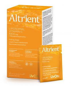 Altrient vitamin C box with sachet