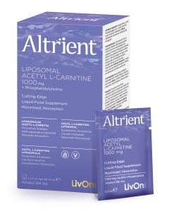 Altrient Acetyl L-Carnitine box with sachet